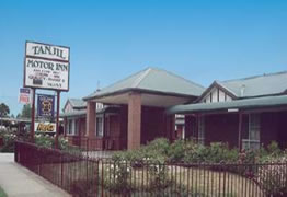 Tanjil Motor Inn - Perisher Accommodation