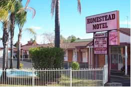 The Homestead Motor Inn - Perisher Accommodation