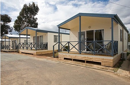 Crestview Top Tourist Park - Perisher Accommodation