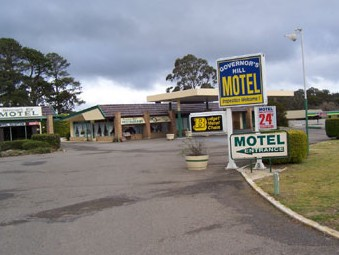 Governors Hill Motel - Perisher Accommodation