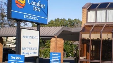 Comfort Inn  Suites Essendon - Perisher Accommodation