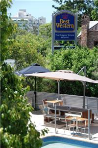 Best Western Gregory Terrace Motor Inn - Perisher Accommodation