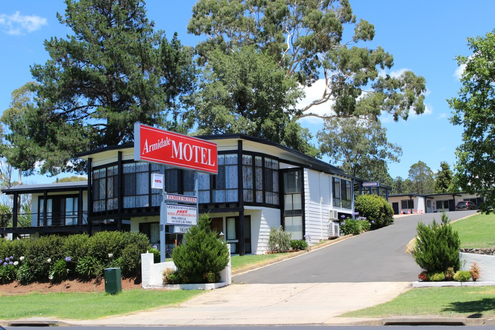 Armidale Motel - Perisher Accommodation