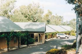 Burra Motor Inn - Perisher Accommodation