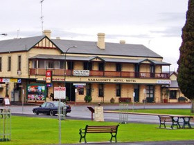 Naracoorte Hotel/Motel - Perisher Accommodation