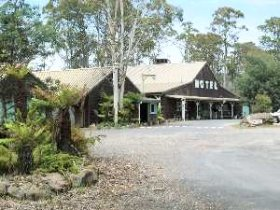 Derwent Bridge Wilderness Hotel - Perisher Accommodation