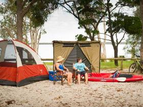 Boreen Point Campground - Perisher Accommodation