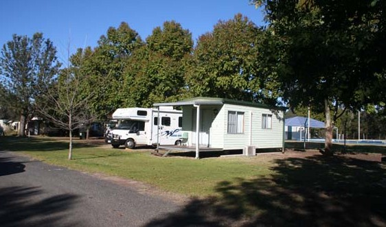 Bingara Riverside Caravan Park - Perisher Accommodation