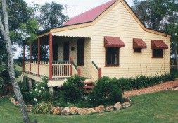 Mango Hill Cottages Bed and Breakfast - Perisher Accommodation