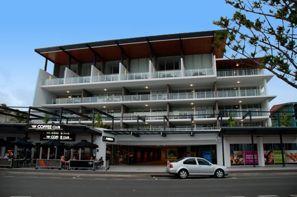 Echelon Apartments Yeppoon - Perisher Accommodation