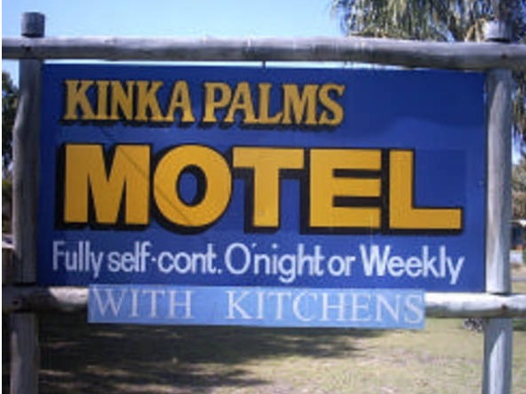 Kinka Palms Beachfront Apartments / Motel - Perisher Accommodation