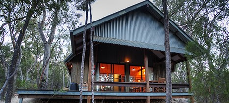 Girraween Environmental Lodge - Perisher Accommodation