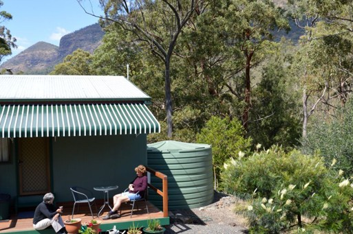 Cave Rock Cottages - Perisher Accommodation