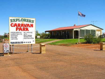 Explorers Caravan Park - Perisher Accommodation