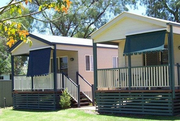 Dalby Tourist Park - Perisher Accommodation