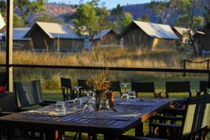 Bell Gorge Wilderness Lodge - Perisher Accommodation