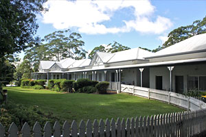 Woodleigh Homestead Bed  Breakfast - Perisher Accommodation