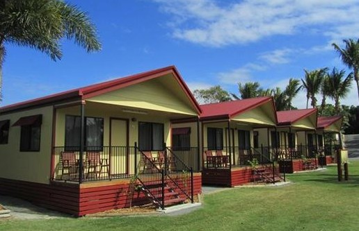 Big 4 Capricorn Palms Holiday Village - Perisher Accommodation