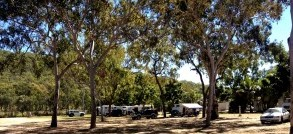 Barracrab Caravan Park - Perisher Accommodation