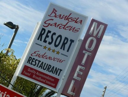 Banksia Gardens Resort Motel - Perisher Accommodation