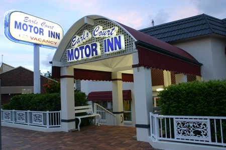 Earls Court Motor Inn - Perisher Accommodation