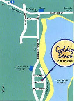 Golden Beach Holiday Park - Perisher Accommodation