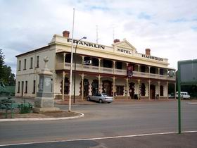 Franklin Harbour Hotel - Perisher Accommodation