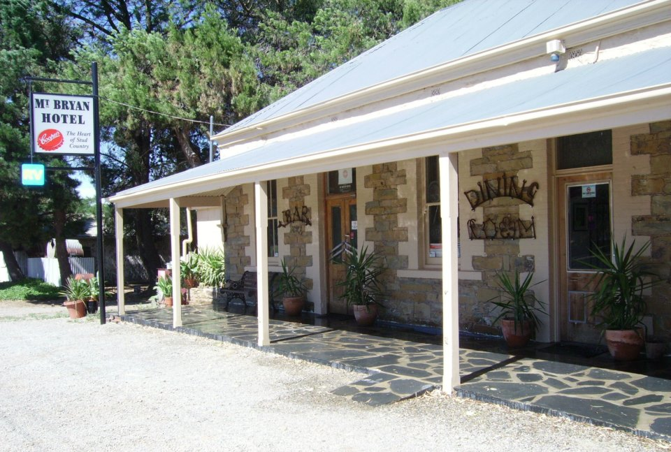 Mount Bryan Hotel - Perisher Accommodation