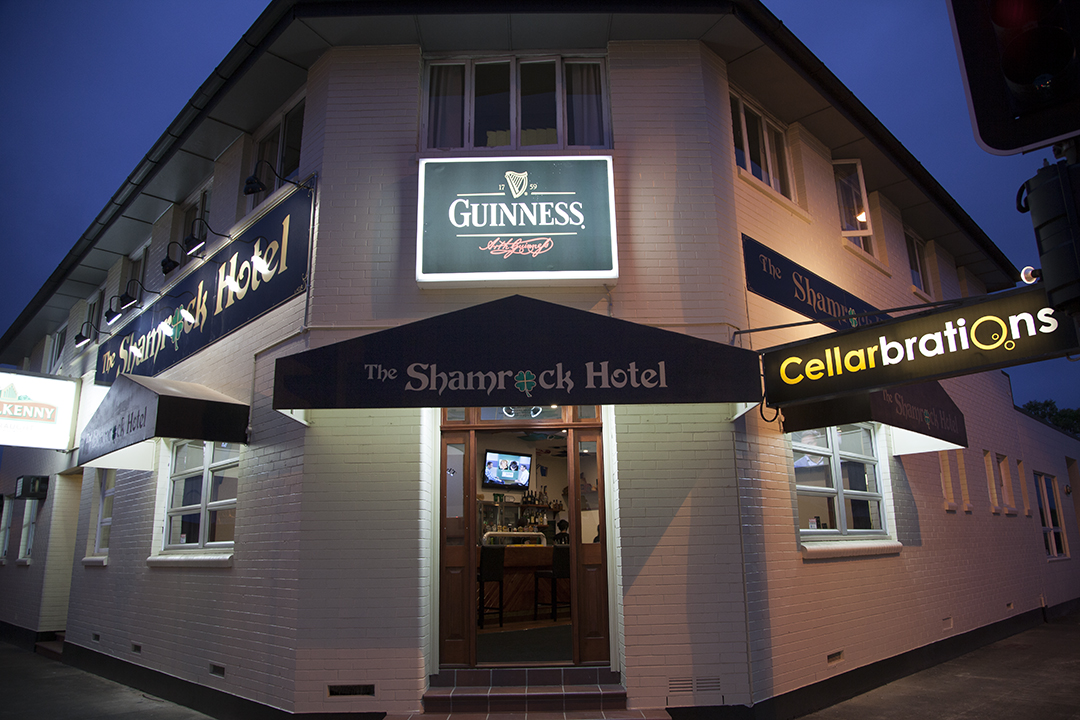 Shamrock Hotel - Perisher Accommodation