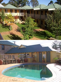 Pioneer Motel Kangaroo Valley - Perisher Accommodation