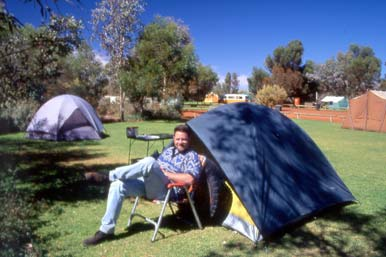 Voyages Ayers Rock Camp Ground - Perisher Accommodation