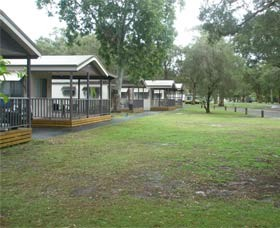 Beachfront Caravan Park - Perisher Accommodation