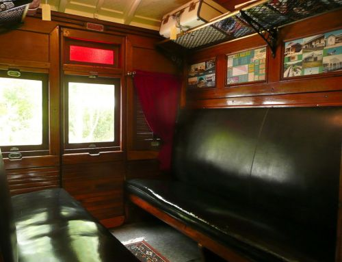 Mt Nebo Railway Carriage amp Chalet - Perisher Accommodation