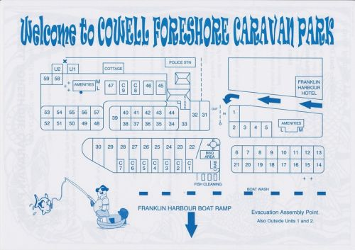 Cowell Foreshore Caravan Park amp Holiday Units - Perisher Accommodation