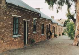 Burra Heritage Cottages - Tivers Row - Perisher Accommodation