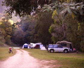 Mt Warning Holiday Park