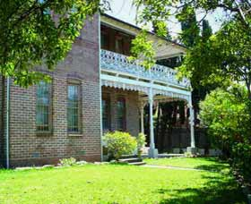 Old Rectory Bed And Breakfast Guesthouse - Sydney Airport - Perisher Accommodation