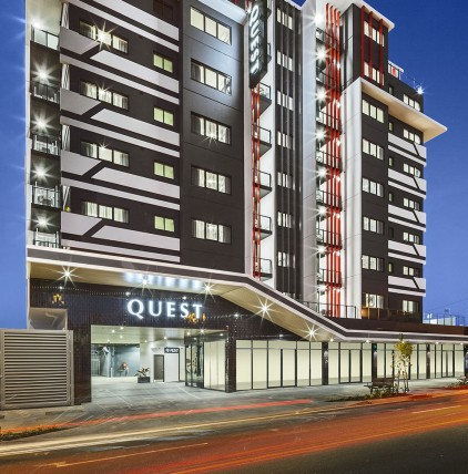 Quest Woolloongabba - Perisher Accommodation