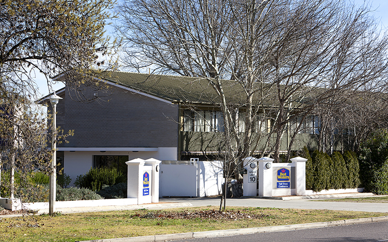 BEST WESTERN Tall Trees Canberra - Perisher Accommodation