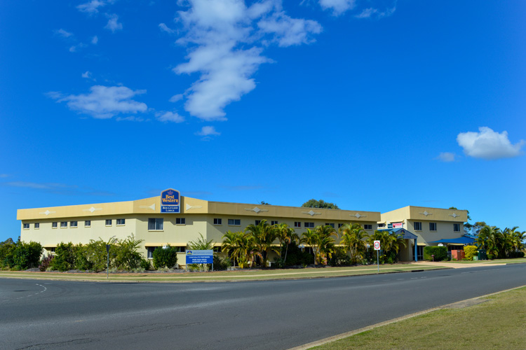 BEST WESTERN Boulevard Lodge