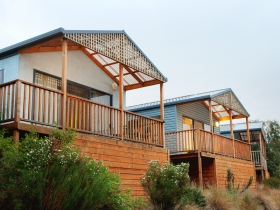 Discovery Holiday Parks Hobart Cosy Cabins - Perisher Accommodation