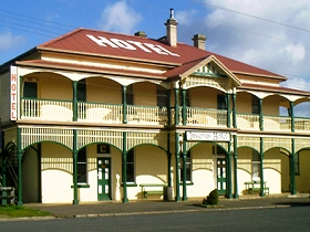 Imperial Hotel - Perisher Accommodation