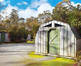 Discovery Holiday Parks Cradle Mountain Cosy Cabins - Perisher Accommodation