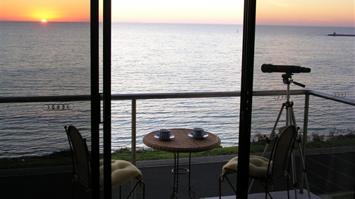 Clifftop Accommodation Portland Victoria
