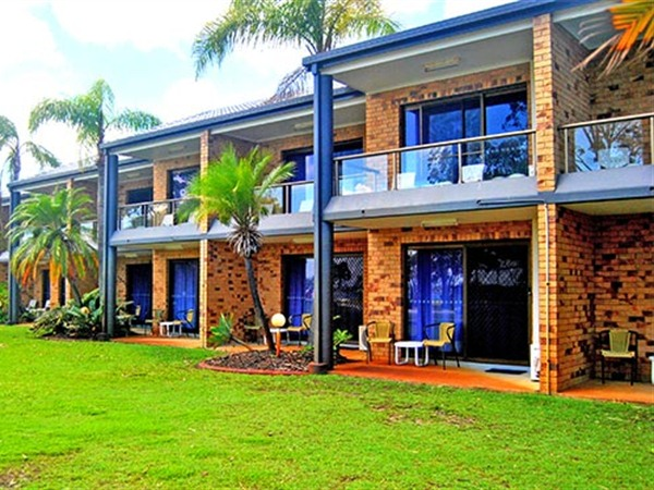 Bribie Waterways Motel - Perisher Accommodation