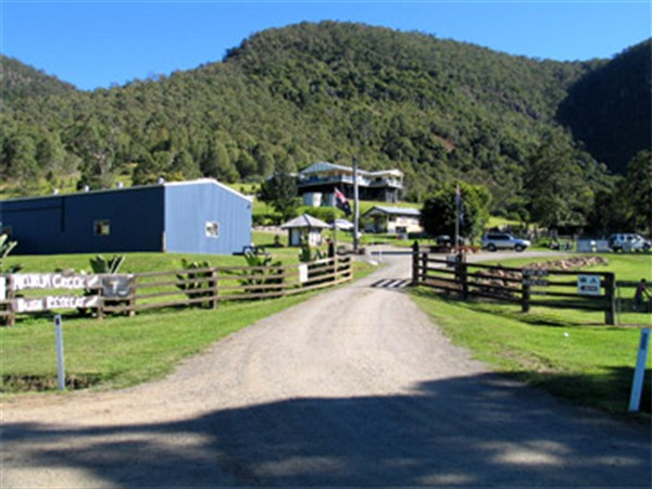 Neurum Creek Bush Retreat - Perisher Accommodation