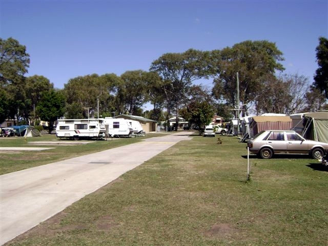 Beachmere Caravan Park - Perisher Accommodation