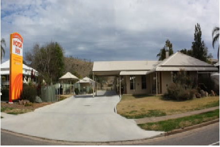 Country Roads Motor Inn - Gayndah - Perisher Accommodation
