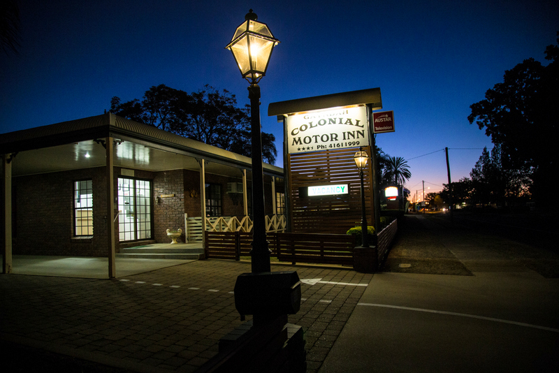 Gayndah Colonial Motor Inn - Perisher Accommodation