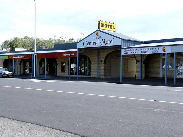 Gin Gin Central Motel - Perisher Accommodation